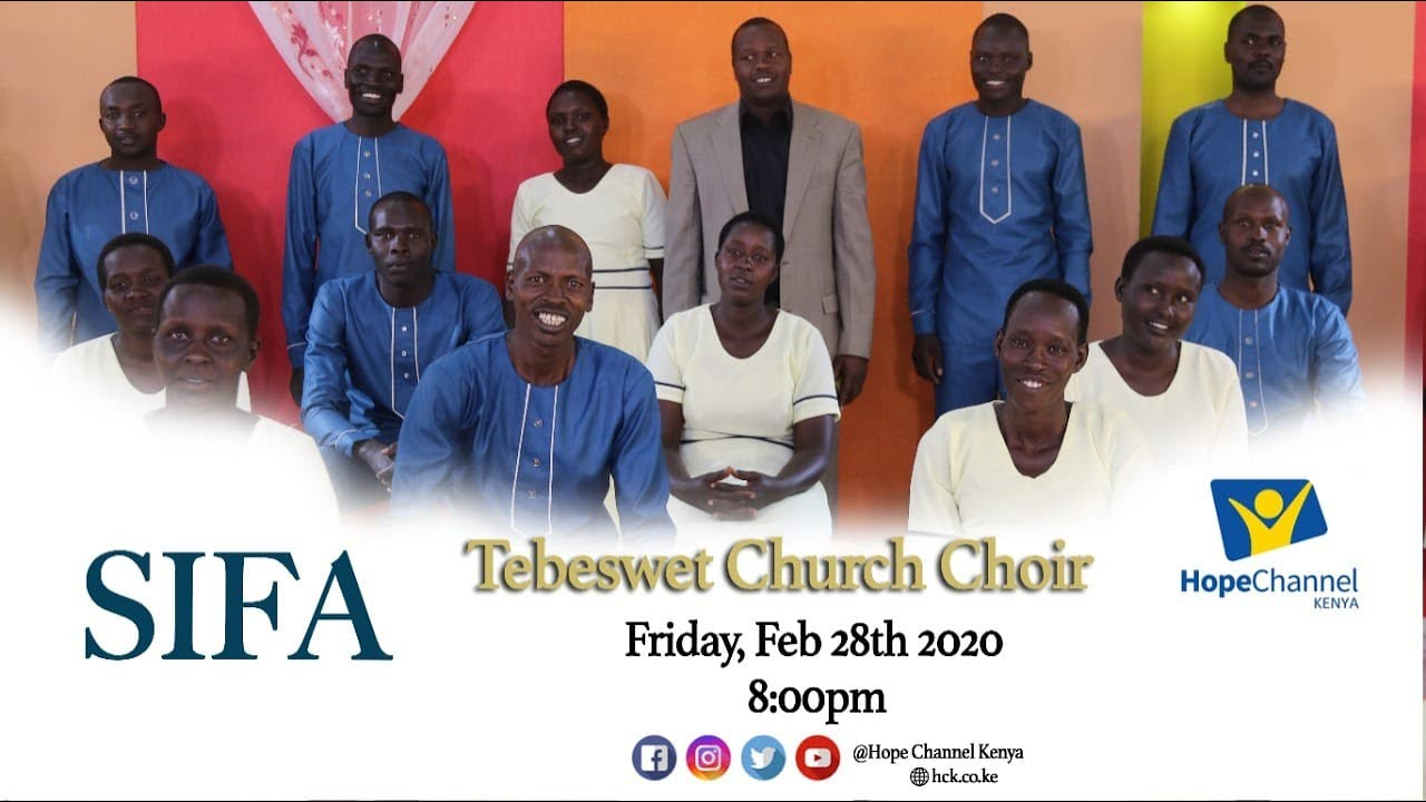 Tebeswet Choir