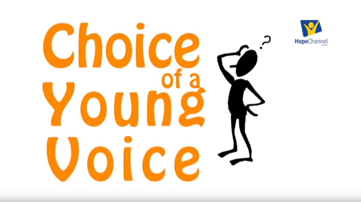 Choice of a young voice
